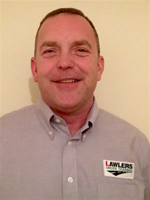 Class 1 C+E HGV driving instructor Rob Lawler